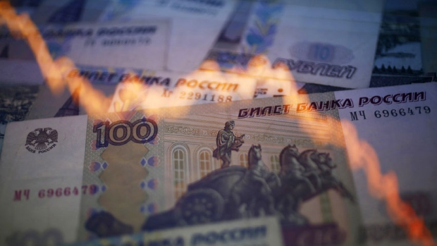 Ruble Threatened By New World Order